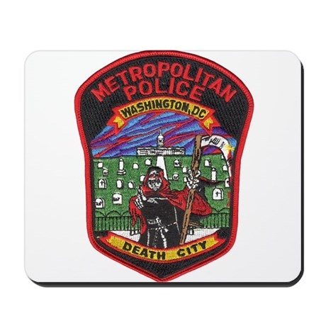 Death City Police Mousepad