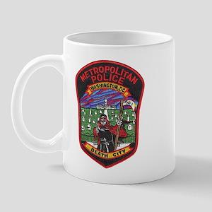 Death City Police Mug
