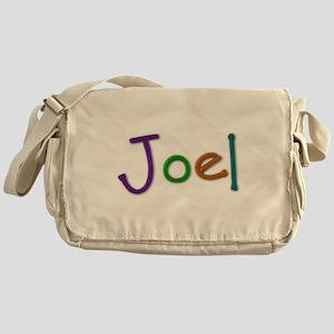 Joel Play Clay Messenger Bag