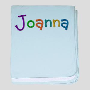 Joanna Play Clay baby blanket