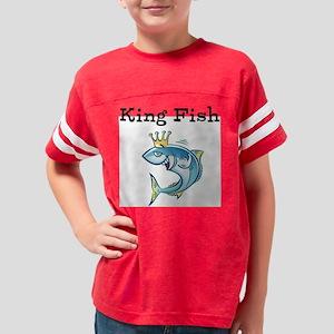 King Fish Youth Football Shirt