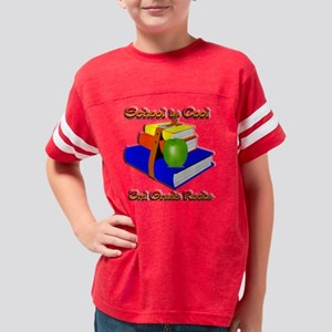 Books apple 3rd 3.5 Youth Football Shirt