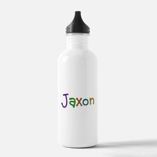 Jaxon Play Clay Water Bottle