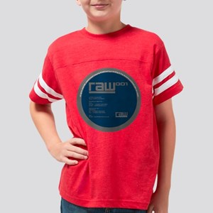 label001_info Youth Football Shirt
