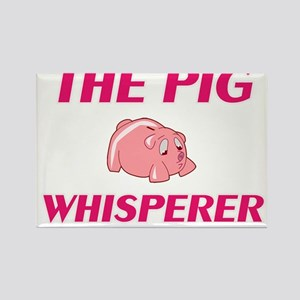 The Pig Whisperer Magnets