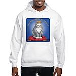 Must be Obeyed Hooded Sweatshirt