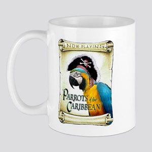PARROTS of the CARIBBEAN Mug