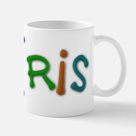 Iris Play Clay Mug