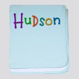 Hudson Play Clay baby blanket