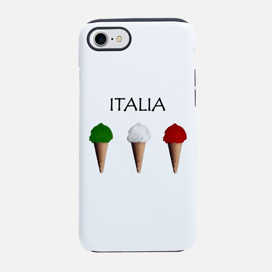Gelati Italiani iPhone 7 Tough Case