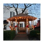 Dover Gazebo 1 Tile Coaster