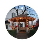 Dover Gazebo 1 Ornament (Round)