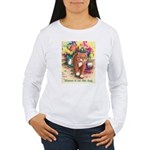 Blame it on the Dog Women's Long Sleeve T-Shirt