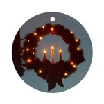 Dover Street Light Ornament (Round)