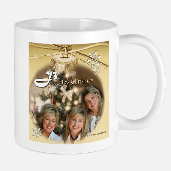 J3-He's Christmas Collector Mug
