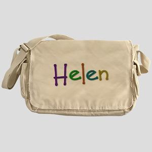 Helen Play Clay Messenger Bag