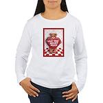 Love You Beary Much Women's Long Sleeve T-Shirt