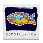 Tropical Fish Tile Coaster