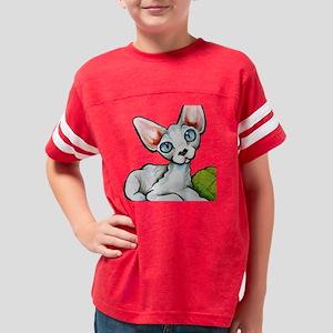 Smoke Devon Youth Football Shirt