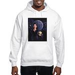 Crystal Moon Hooded Sweatshirt