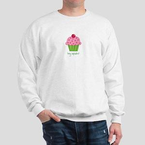 cupcake sweatshirt