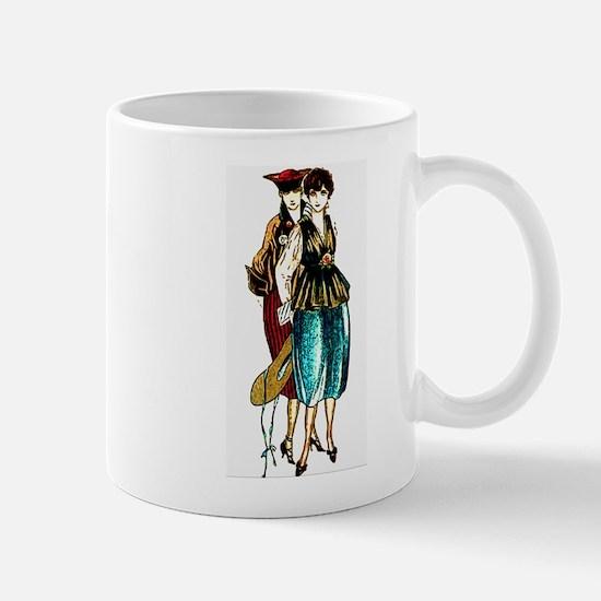vintage gals Mug