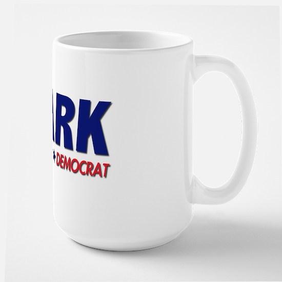 """Clark Democrat"" Large Mug"