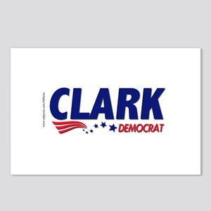 """Clark Democrat"" Postcards (Package of 8)"