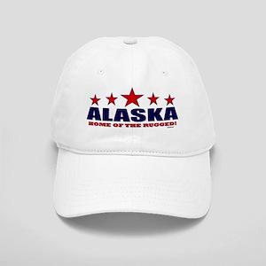 Alaska Home Of The Rugged Cap