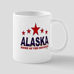Alaska Home Of The Rugged Mug