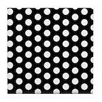 Polka Dots Tile Coaster