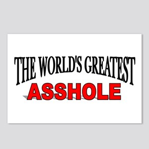 """The World's Greatest Asshole"" Postcards (Package"