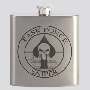 Task Force Sniper Flask