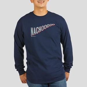 Nachooooo Long Sleeve Dark T-Shirt