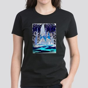 Crystal Tokyo Women's Dark T-Shirt