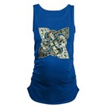 Celtic Dark Sigil Maternity Tank Top