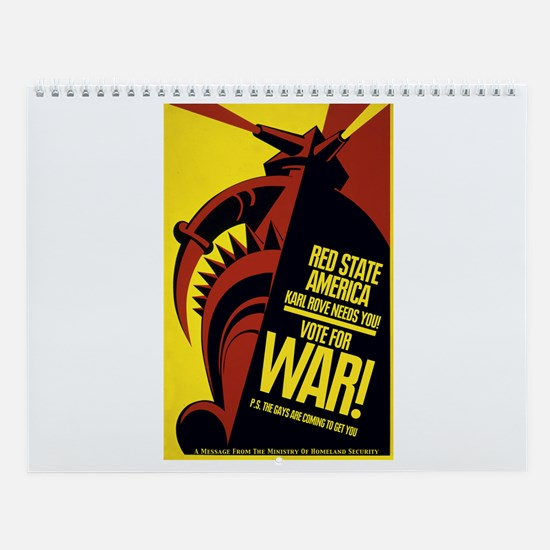 Republican Politics Wall Calendar