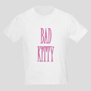 BAD KITTY Kids T-Shirt
