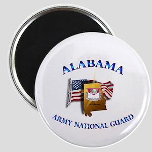 Alabama Army National Guard (ARNG) Magnet