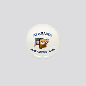 Alabama Army National Guard (ARNG) Mini Button