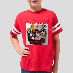 pw-kk-calendar Youth Football Shirt