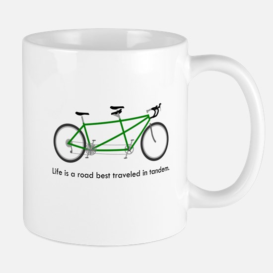 Life is a road Mug