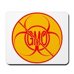 NO GMO Mousepad Bio-hazard No GMO Mousepad