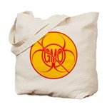 NO GMO Bio-hazard Tote Bag