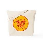 NO GMO Bio-hazard Tote Bag