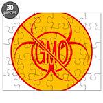 NO GMO Bio-hazard Puzzle