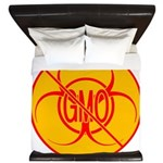 NO GMO Bed Duvet Bio-hazard No GMO King Duvet