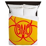 NO GMO Bed Duvet Bio-hazard No GMO Queen Duvet