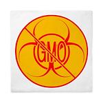 No GMO Biohazard Queen Duvet