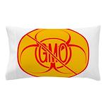 No GMO Biohazard Pillow Case
